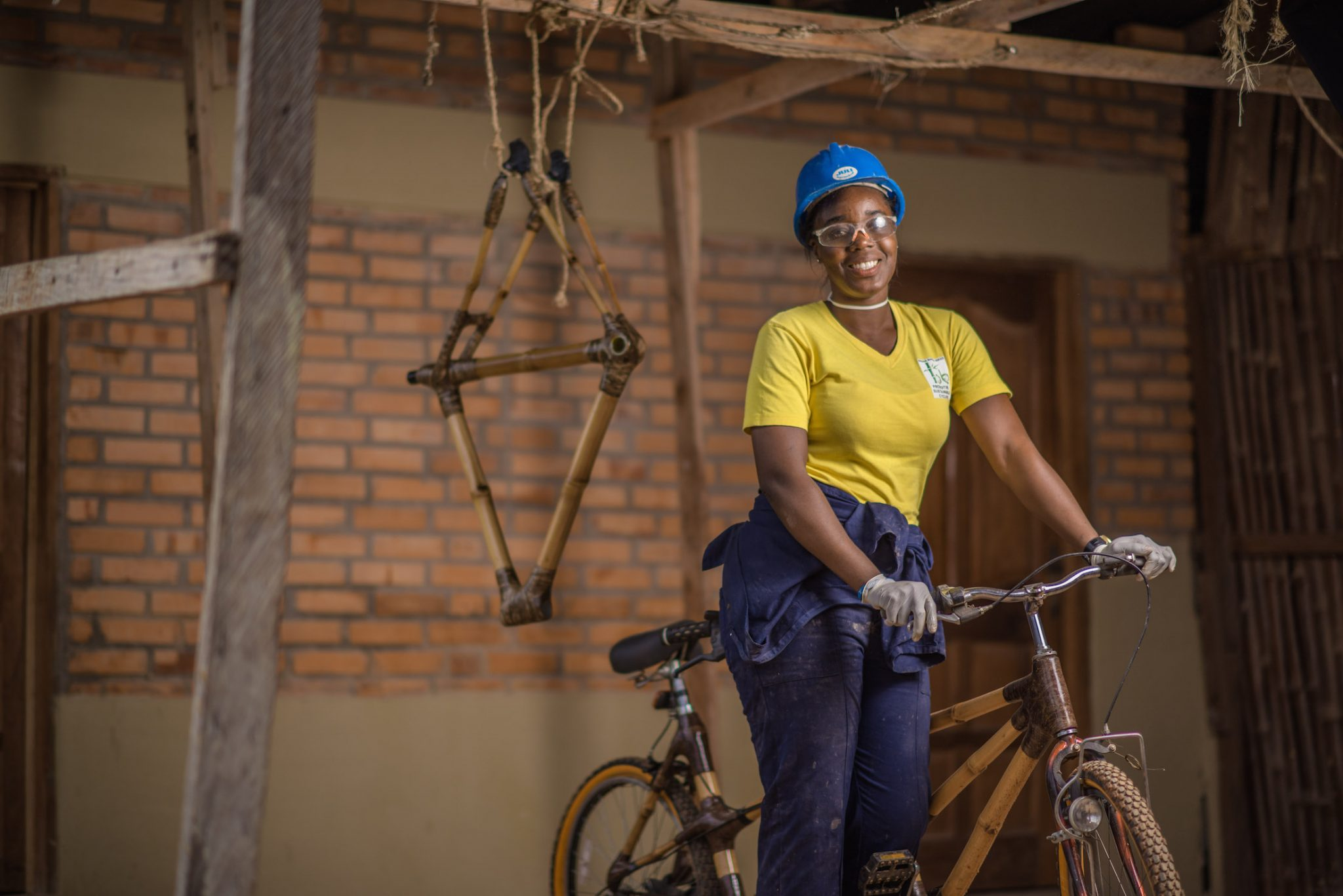 Bamboo Bikes donates to 34 pupils in Brong-Ahafo region in Ghana