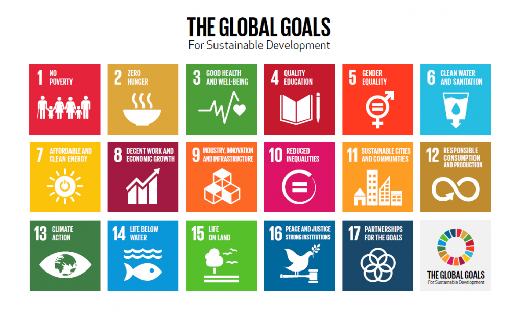 Sustainability Development Goals:  Contributions of GCIC in executing the goals in Ghana