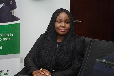 GCIC head, Ruka Sanusi, shares lessons learned, progress and impact
