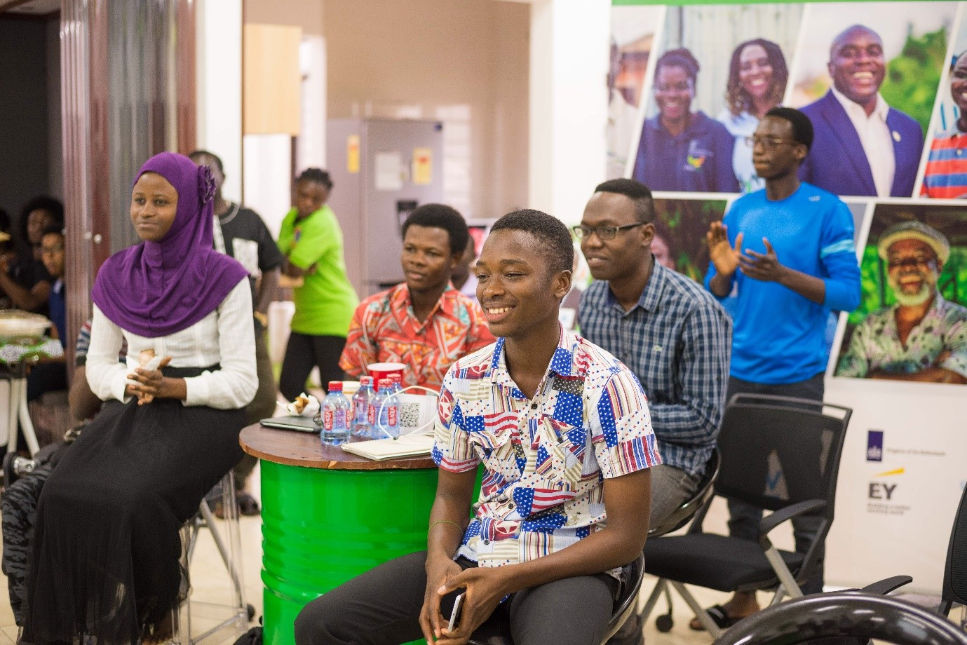 GCIC holds first ever GCIC-Ashesi Open House