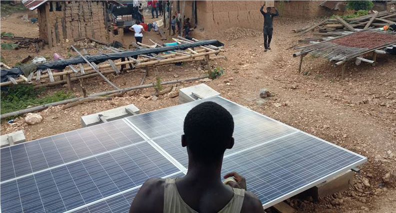 MARKET INTELLIGENCE SURVEY FOR CLEANTECH BUSINESSES IN GHANA: SOLAR ENERGY FACTSHEET