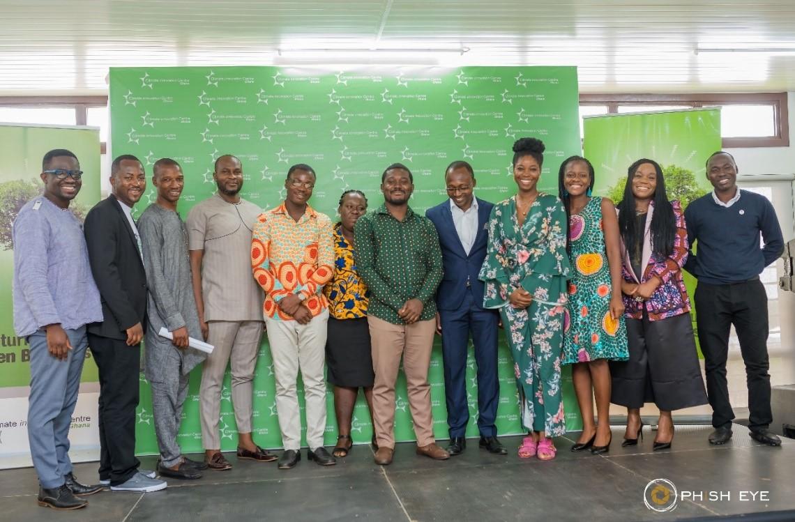 12 Innovative Entrepreneurs Graduate From GCIC