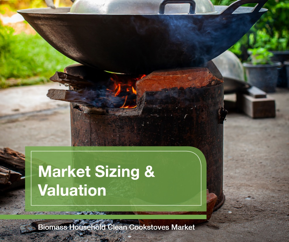 Market Sizing And Valuation: Biomass Household Clean Cookstoves Market