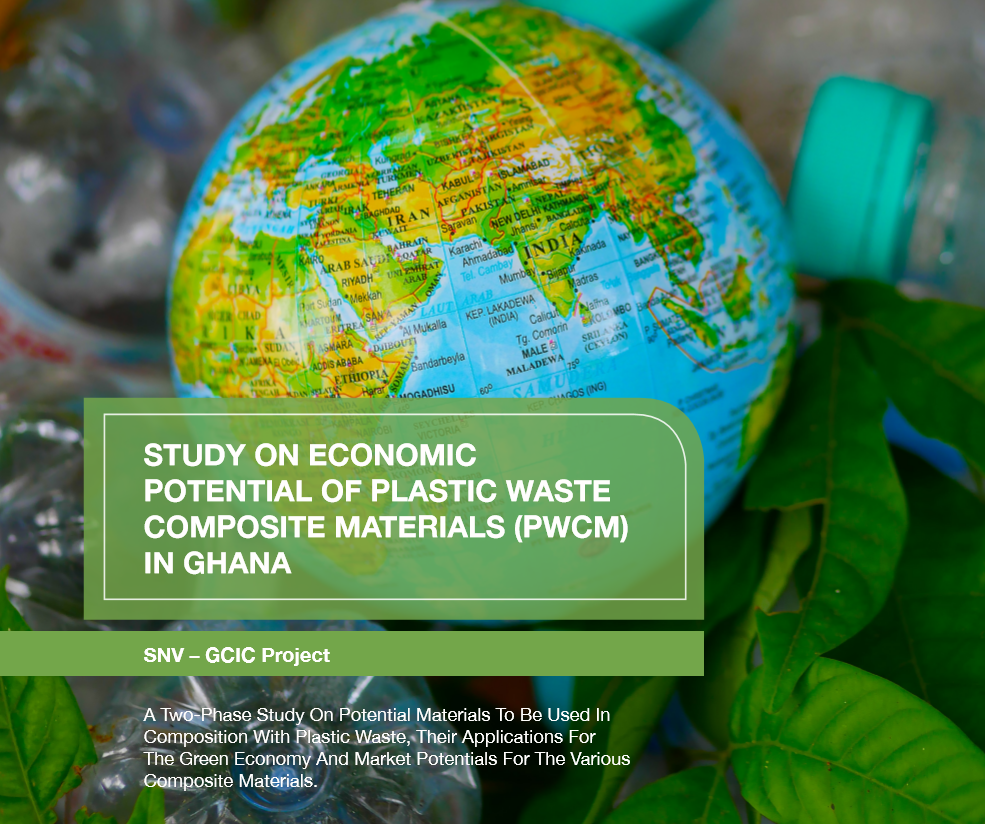 Snapshot Report for Study on Economic Potential of Plastic Waste Composite Materials in Ghana