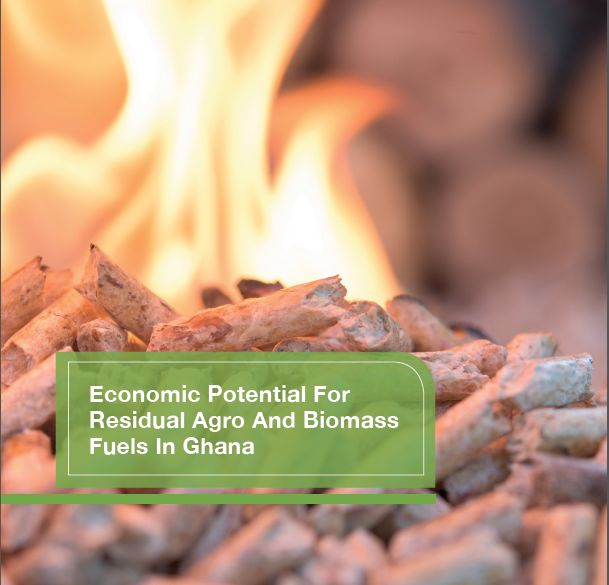 Economic Potential for Residual Agro and Biomass Fuels in Ghana