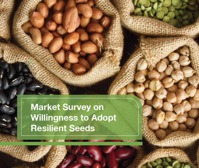 Market Survey on Willingness to Adopt Resilient Seeds